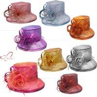 Wholesale The latest hat tide Han edition shamao fashion lady Pretty Jin Zilan red orange silver lotus root