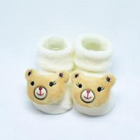 Wholesale New Lovely Soft Baby Socks Newborn Toddler Infant Kids Girls Boys Cotton socks Love Mama Papa Socks Months Fashion
