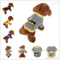 batman dog shirt - Super Hero Batman Dog Vest Clothes For Dog Life Vest Clothing For Small Pet Clothing For Puppi Chihuahua Dog Clothing