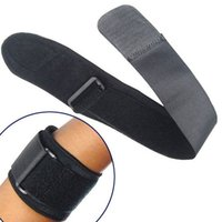 Wholesale ADJUSTABLE TENNIS GOLFER FITNESS ELBOW SUPPORT STRAP PAD NEOPRENE SPORT PAIN BRAND NEW AND GOOD QUALITY