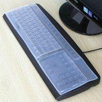 Wholesale Universal type dust proof silicone keyboard film computer keyboard protective film desktop keyboard film g