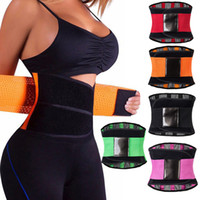 Wholesale Xtreme Belt Trainer Waist Cincher Sport Body Thermo Trimmer Shaper Fever Corset Fitness Lumbar Gym
