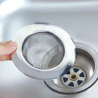 bathtub supplies - Stainless Steel Kitchen Dining Bar Supplies Straines Colanders Bathroom Bathtub Toilet Wash Basin Shower romm Home Use Gadgets ZJ S27