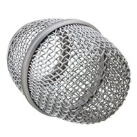 Wholesale 2pcs Metal Sponge Microphone Head Net Audio Cover Replacement For Beta Beta A Best Price