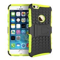 Pour Apple iPhone 6 5s 4s Ar mor Case pas Transparent Impact Evo Mesh Housse de protection TPU Bumper D3O Skin Protector