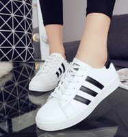 Wholesale Four hot explosion models a skateboard shoes casual shoes new shoes of female students size