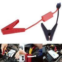 battery clamps clips - Emergency Lead Cable Battery Alligator Clamp Clip For Car Trucks Jump Starter hot selling