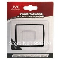 Wholesale NEW JYC Camera Glass LCD Screen Protector Cover Film For NIKON D3