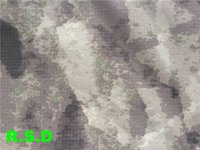 Wholesale military hunting trousers fabric A TACS AU camo rip stop POLYESTER fabric military camouflage fabric