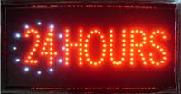 advertising times - 2016 hot sale flashing LED store Bussiness time usage indoor open Hours sign Supermatket led advertising sign led billboards