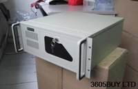 Wholesale 4U4508E industrial chassis server computer chassis white sheet mm mm