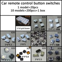 Wholesale models Tactile Push Micro Switch Car remote control button switches each
