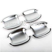 Wholesale ABS Chrome Door Handle Bowl Cover Trim Fit For Chevrolet Cruze Sedan Hatchback