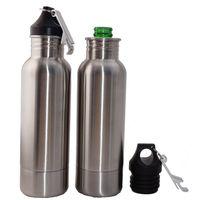 Wholesale 2016 Bottle Armour Koozie Keeper beer bottle keeper Bottle Armour Bottle Koozie Insulator with Bottle Opener LJJH1453