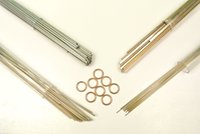 Wholesale Ag45 Silver brazing strip AG50SN silver brazing alloys silver brazing wire silver brazing rod gas welding rod wire brazing and soldering