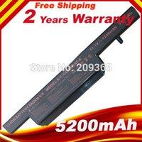 Wholesale Brand New Laptop Battery C4500BAT C4500BAT6 C480S P4 for Clevo C4500 C4500 C4500Q W150 W150DAQ W150HNM W150HNQ
