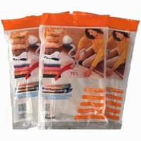 beverage storage containers - hot cm Large Vacuum Storage Bag suit storage bags Compressed storage containers Space Saver Seal Bags Mix colors