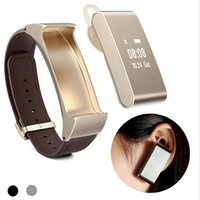 Wholesale Wristband with Bluetooth Earphone M8 Sleep Monitor Smart Watch Headset SmartWatch Wristwatch for IOS iphone Android fashion gifts