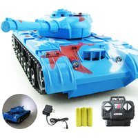 battle ship models - 1 Classic R C Radio Remote Control RC Fighting Battle Tank Model For Children Gifts
