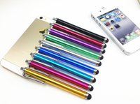 Wholesale Stylus Pen tablet pen capacitive touch screen For Universal Mobile Phone Tablet iPad ipad pro yoga pro iPhone S plus