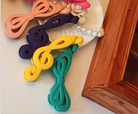 Wholesale fashion women music note hair clips colours Headdress music gift hiar clips