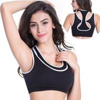 Wholesale Professional Sports Yoga Top Sexy Push up Sports Bra Yoga Fitness Vest Bra Workout Running Top Bra