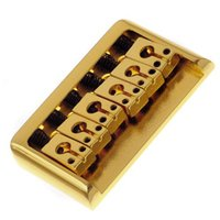 Wholesale Gold Hardtail Fixed Top Load Hard Tail Bridge for Electric Guitar Parts