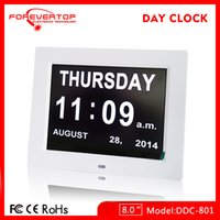 Wholesale Clocks Frozen Led Digital Clock Despertador Desk Clock Bedside Alarm Clock Electronic Watch Gift for elderly