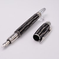 Wholesale Hot Sell High Quality Black Luxury Brand MB Star Walker Fountain Pen Stationery School Office Supplies Classic Writing Pen