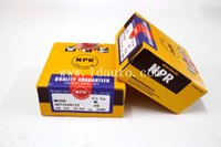 Wholesale High quality MAZDA WL piston ring WLY1 SCO Hot Sale Made in Taiwan SET