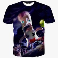 animations funny - tshirt New Arrivals Men boy d t shirt funny print Animation Characters t shirt summer tops tees cartoon tshirts