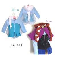 Wholesale Girls Winter Jacket Boy Hooded Coat Elsa Anna Coat Kids Down Jacket Children s Warm Outerwear Fashion Children Clothing