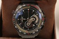 big ho - HO Tluxury brand big mm watch calibre rs new limited quartz VK chrono mens watch sapphire glass original clasp sports rubber menswatches