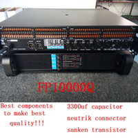 amp power capacitor - line array Amplifier Music Amplifier fp10000q professional high power amps uf capacitor neutrik connector lab gruppen style Amplificador