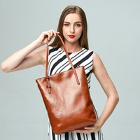 best leather handbags for women - new Arrival Best Price fashion genuine leather handbag high capacity new designer shoulder Casual bag for women good quality