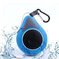 andro phone - NEW Waterproof Wireless Bluetooth Handsfree Mic Suction Mini Speaker Shower Car There Are Touch Screen Mobile Phone And Smartphone And Andro
