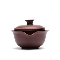 Wholesale YiXing ZiSha Teapot Personal Use For Study Room Natural ECO Friendly Material Purple Sand Good For Health