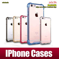 acrylic packaging - iphone s cases clear acrylic TPU phone cases for iphone s plus cases with retail package
