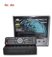america technology - 2016 New Satellite Digital Hd Sourth America BOX Azamerica With Full HD Technology Build IKS And SKS Inside Specifications