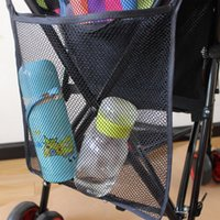 Wholesale Baby Stroller Bags Organizer Multifunctional Carrying Bag Baby Stroller Fantastic Accessories With Stroller General cart mesh