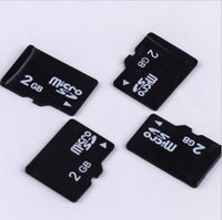 Wholesale 100pcs Class Memory Mirco SD Cards GB GB GB GB GB GB gb TF Cards NO Adapter No Packing only tf cards