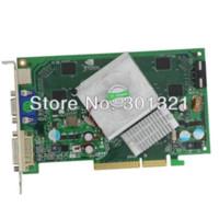 agp vga card - 100 New NF GT AGP MB BIT DDR2 S Video VGA DVI Video Gaming Card compatible with Windows