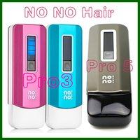 Wholesale NONO Hair Removal NONO Hair Epilator NONO Hair Pro3 And NoNo Hair Pro5 travel kit Hair removal Professional Hair Removal Device VS MIA2