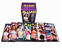 Wholesale JIllian Michaels ULTIMATE BOX SET New Sealed DVD Hot Selling