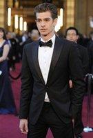 best dress oscar - Oscar dress wedding lapels black suit men design best man is fit for a button or two suit jacket pants tie