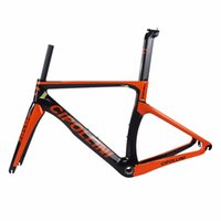 Wholesale 2016 New Full Carbon Frame Road Bike Frame K Weave size XXS XS S M L