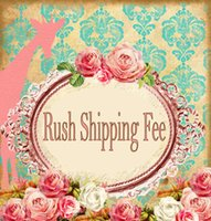 Wholesale Rush Shipping Fee Plus Size Color Or Custom Made Just Needs