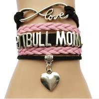 Cheap Link, Chain Mom bracelet Best South American Unisex Pit Bull bracelet
