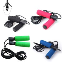 Wholesale 3m Bearing Skip Rope Cord Speed Fitness Aerobic Jumping Exercise Equipment Adjustable Boxing Skipping Sport Jump Rope Colors