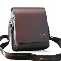 Wholesale 2015 hot models brand Kangaroo men Messenger bag retro casual men s business bags briefcases